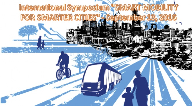 SMART MOBILITY FOR SMARTER CITIES
